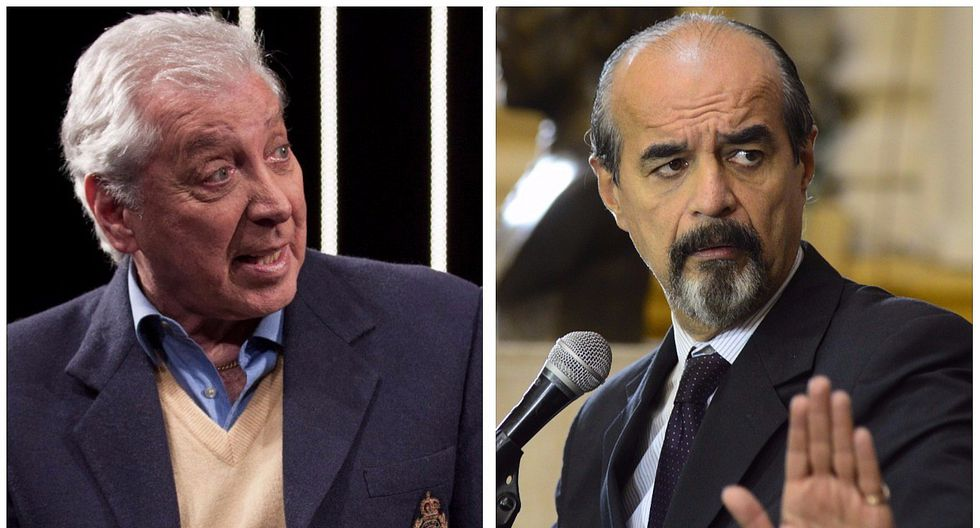 Osvaldo Cattone y Mauricio Mulder publican foto que desmiente riña entre ambos