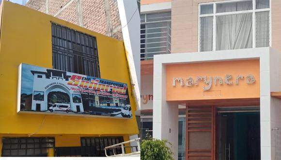 Marynera y Señorial, dos negocios de La Libertad que esperan continuar con su actividad económica. Cumplen todos los protocolos.