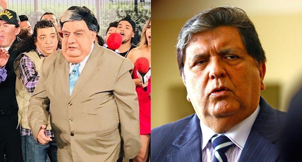 Alan García: el 'Wasap de JB' emitirá 'sketch' del pedido de asilo político
