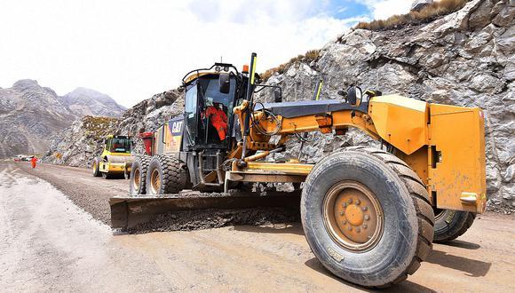El Gobierno ha priorizado los proyectos para brindar una infraestructura vial de calidad a la población, dijo Carlos Revilla, director ejecutivo de Provías Descentralizado. (Foto: GEC)
