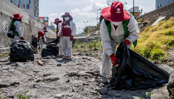 Contraloría halla irregularidades en compra de equipos de protección| Foto: Municipalidad de Arequipa