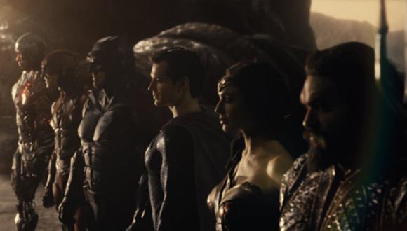 """""""La Liga de la Justicia"""" de Zack Snyder se estrena este 18 de marzo por HBO Max. (Foto: DC)"""