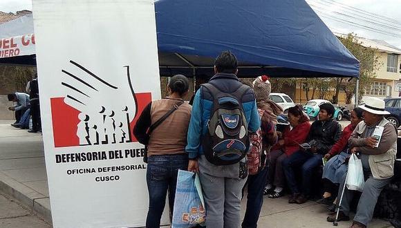 Cusco: Defensoría pide celeridad en investigaciones del caso de adolescente que cayó a un desagüe (Foto referencial)