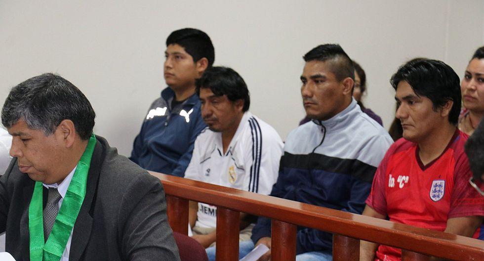 """Envían al penal a cuatro extorsionadores de """"Los Diablos de El Trapecio"""""""