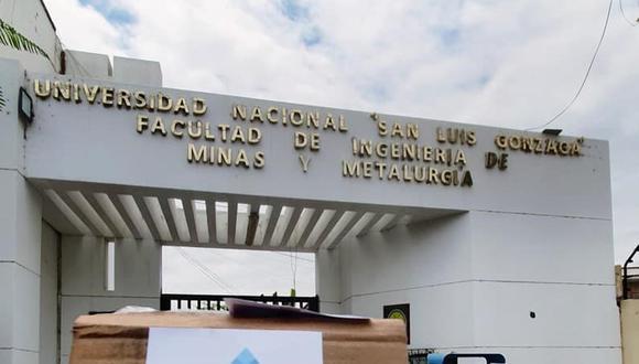 Nasca:  Falta de subestación eléctrica retrasa licenciamiento de la facultad de Minas.