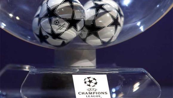 Champions League: Conoce como será el sorteo para los cuartos de final