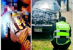 Motociclista muere al despistar unidad en vía hacia Puquina