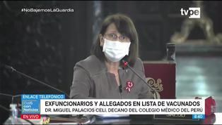 """Colegio Médico: """"Estamos completamente indignados por esta infamia"""""""