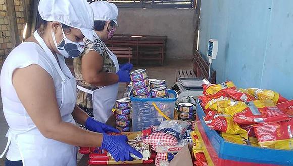 Alimentos de Qali Warma se distribuirá desde marzo