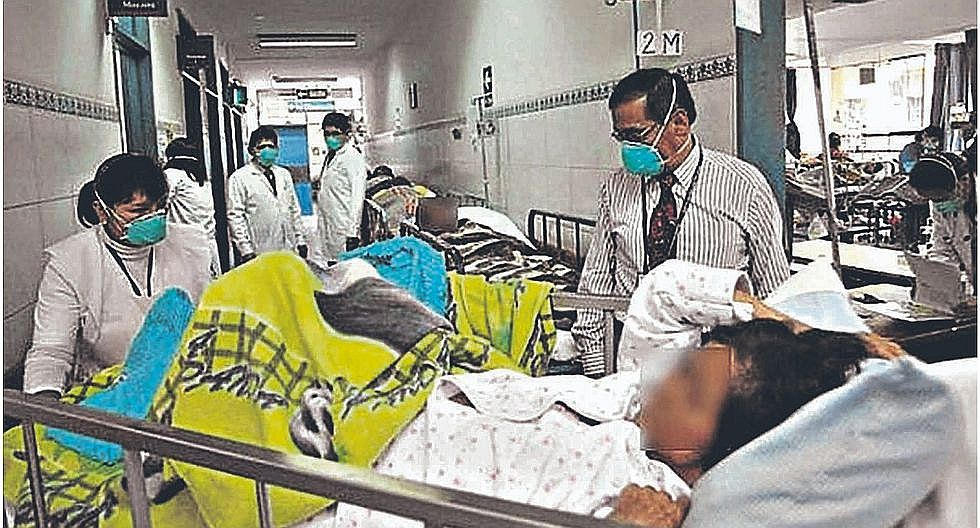 Médicos del Hospital Honorio Delgado preparados para atender epidemias