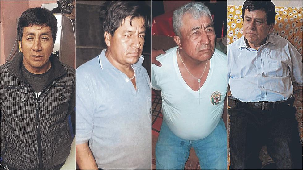 """Desarticulan a la red criminal """"El Gran Chaparral"""" (FOTOS)"""