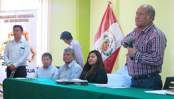 """Reabren caso del """"cambiazo"""" de piezas en el Gobierno Regional de Moquegua"""
