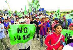 Arequipa: Doce absueltos en caso por disturbios contra Tía María