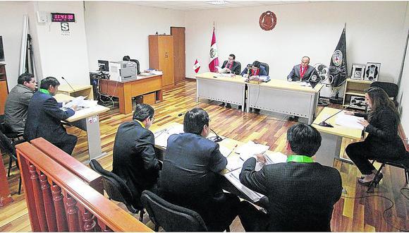 El 30 de setiembre se decidirá la suerte de gobernador regional de Junín