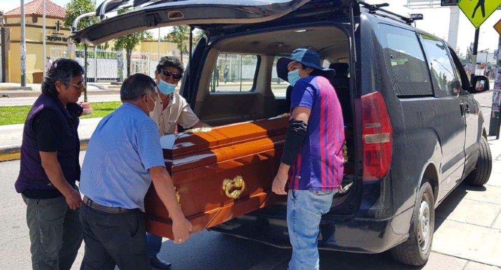 Arequipa: Minero muere sepultado en derrumbe de mina en la provincia de Condesuyos. (GEC)