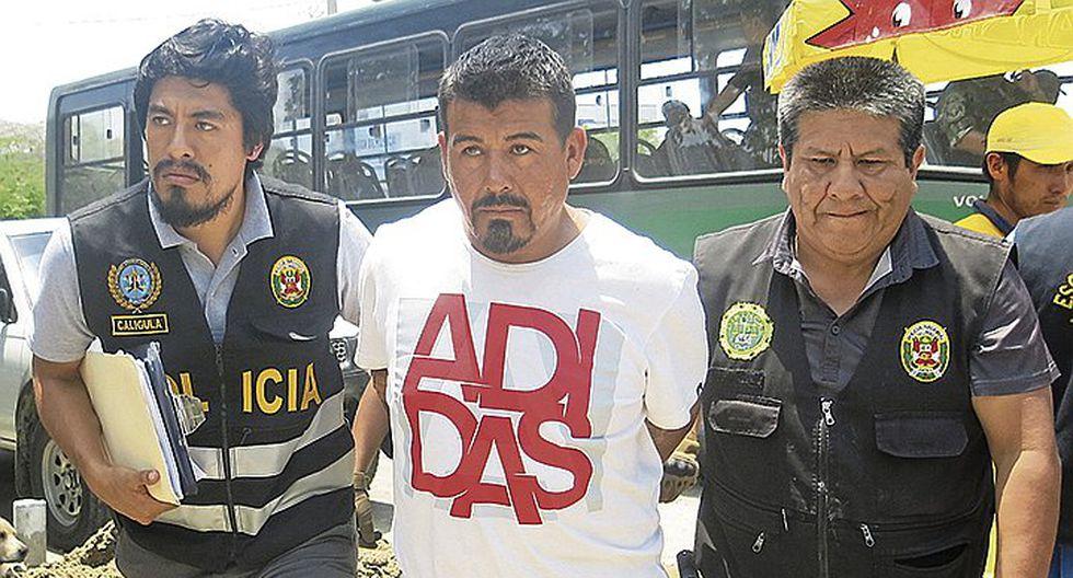 """Sentencian a 6 años y 11 meses de prisión a alias """"La Mole"""""""