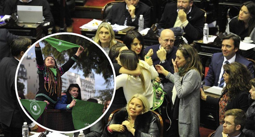 Argentina: Cámara de Diputados aprueba la legalización del aborto