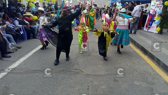 Cayma se alista para celebrar el tradicional Carnaval Loncco