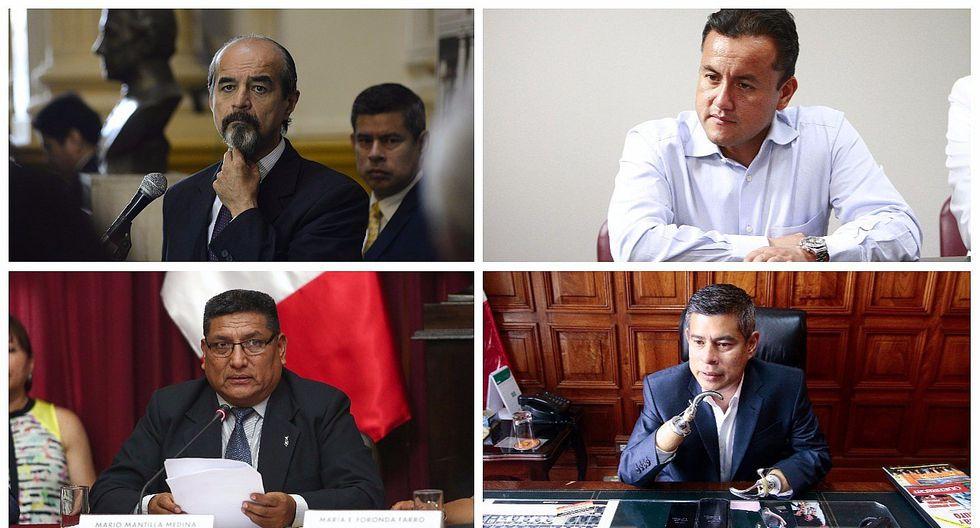 Conozca a los 4 miembros de la próxima Mesa Directiva
