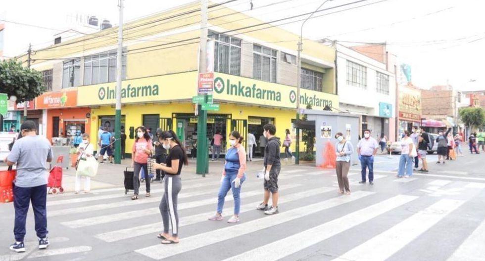Zona comercial de Magdalena pronto será peatonal. (Foto: Municipalidad de Magdalena)