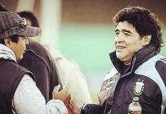 """""""Te pido que abraces a mamá y papá"""": Lalo Maradona recuerda a Diego en redes sociales"""