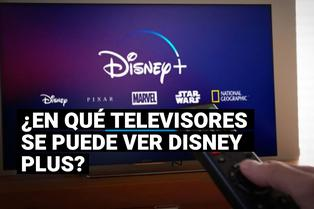 ¿Tu televisor cumple los requisitos para instalar Disney Plus?