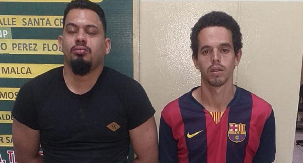 Venezolanos (Foto: César Bueno)