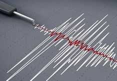 Ica: temblor de magnitud 4,3 se registró en Pisco