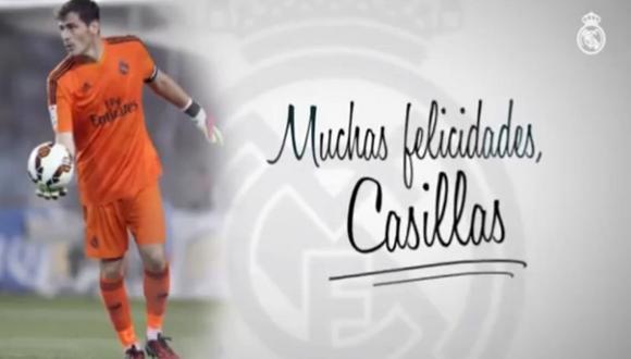 En su cumpleaños: Mira las mejores atajas de Iker Casillas