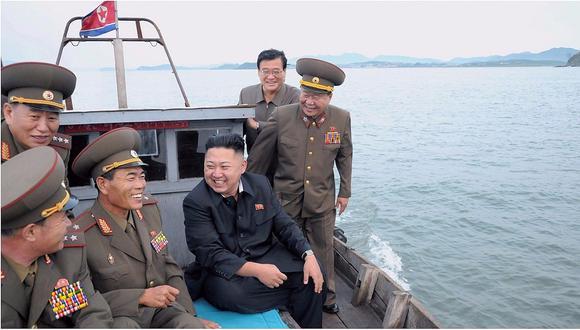 Corea del Norte advierte de que declarará la guerra si bloquean sus puertos