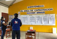 Detectan deficiencias en locales de votación a pocos días de las elecciones
