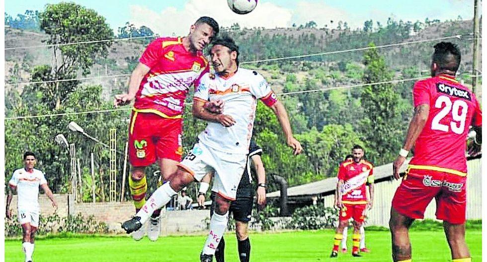 Huancayo cae ante Ayacucho enpartido aplazado por fecha 8 del Torneo Apertura