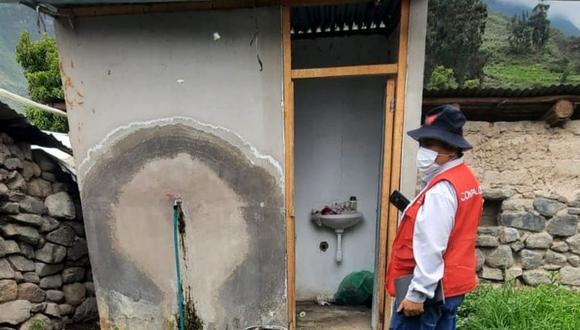 Inspeccionaron los trabajos que se hicieron en el proyecto. (Foto: Cortesía Contraloría)
