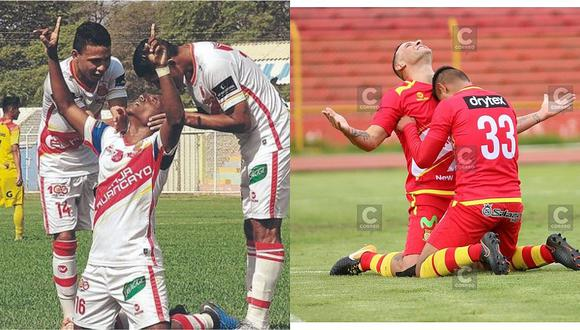 Atlético Grau gana 4 - 3 Sport Huancayo la final de la Copa Bicentenario