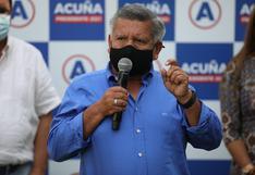"""César Acuña: APP se mantiene en su posición de """"esperar con serenidad"""" conclusiones del JNE"""