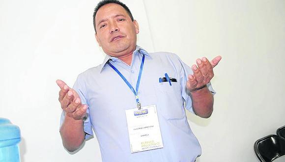 El alcalde de Ayabaca asegura que prioriza obras para la provincia