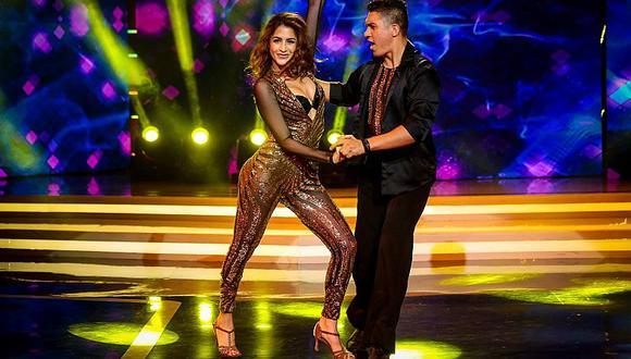Milett Figueroa brilló en su regreso a la pista de baile de 'El Gran Show' (FOTOS)