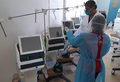 Engañaron al Gobierno Regional con entrega de equipos biomédicos