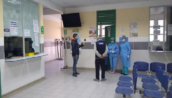 La Diresa Apurímac confirmó hoy el primer caso de coronavirus. El hombre llegó camuflado en un camión de víveres.