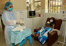 EsSalud aplicó 1,500 quimioterapias a pacientes oncológicos durante la pandemia por el COVID-19