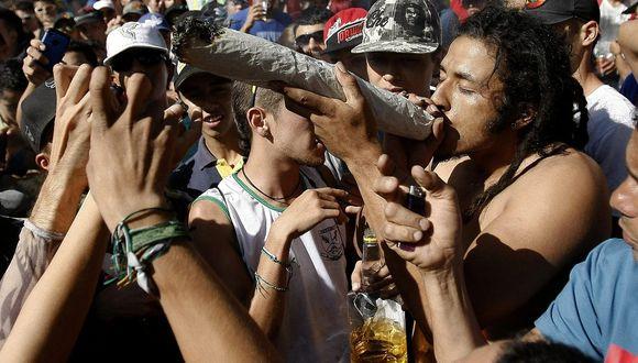 Canadá se convierte en el segundo país del mundo en legalizar el consumo de marihuana recreativa