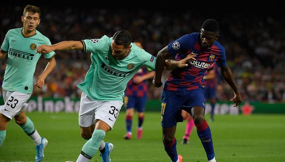 Barcelona vs. Inter de Milán EN VIVO ONLINE vía Fox Sports ...