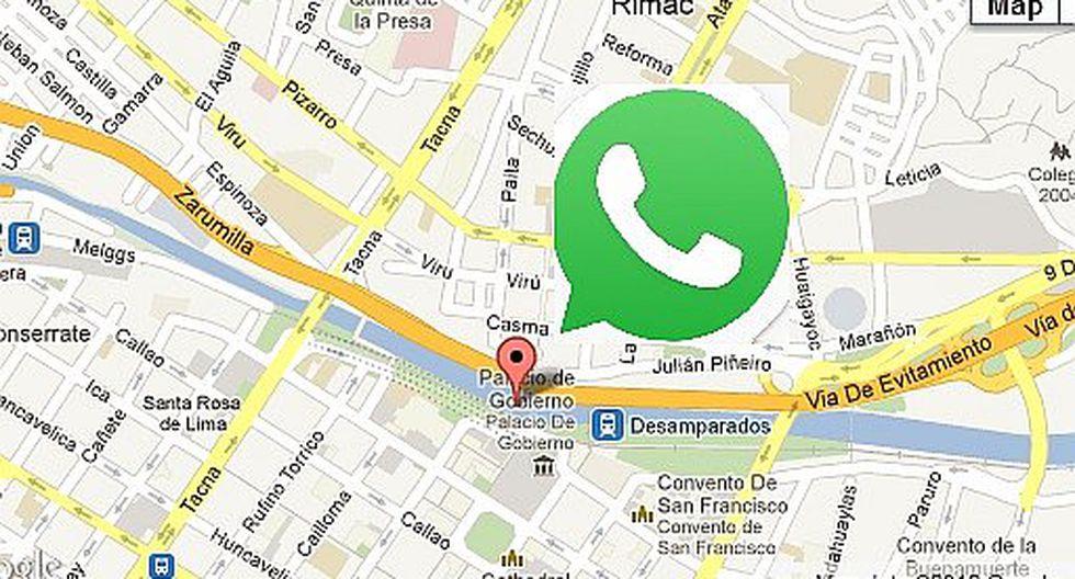 WhatsApp: Muy pronto tus contactos sabrán dónde estás