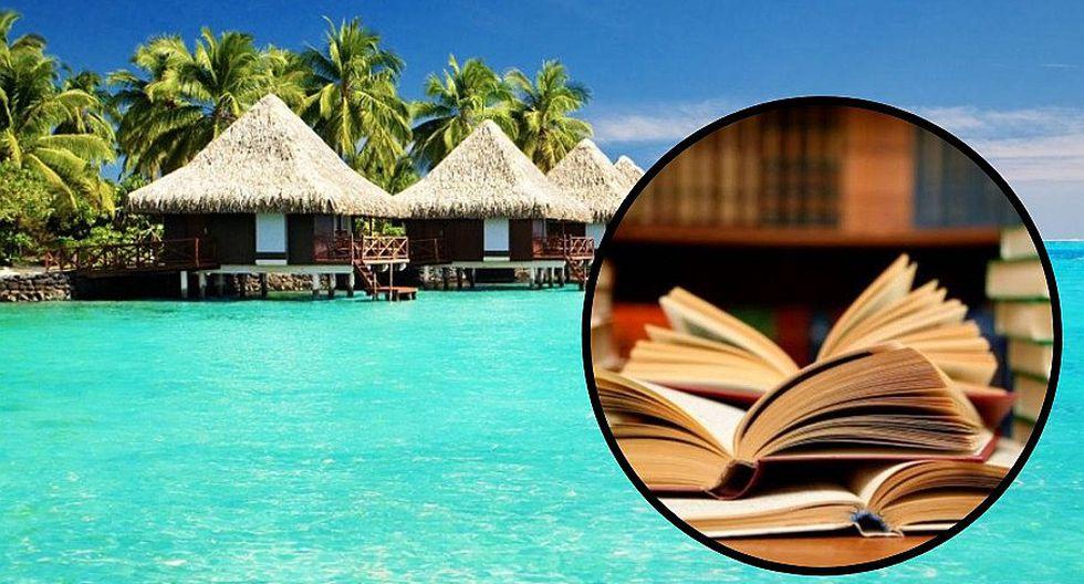 Las Maldivas: Ofrecen una vacante para atender una tienda de libros