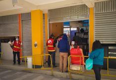 Clausuran terminal que ofertaba pasajes hacia Juliaca y Puno pese a cerco epidemiológico en Arequipa