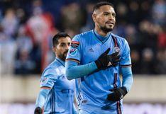MLS incluyó a Alexander Callens en el equipo ideal de octavos de final del torneo