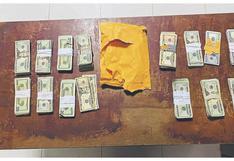 Tumbes: Intervienen a tres sujetos con más de 30 mil dólares