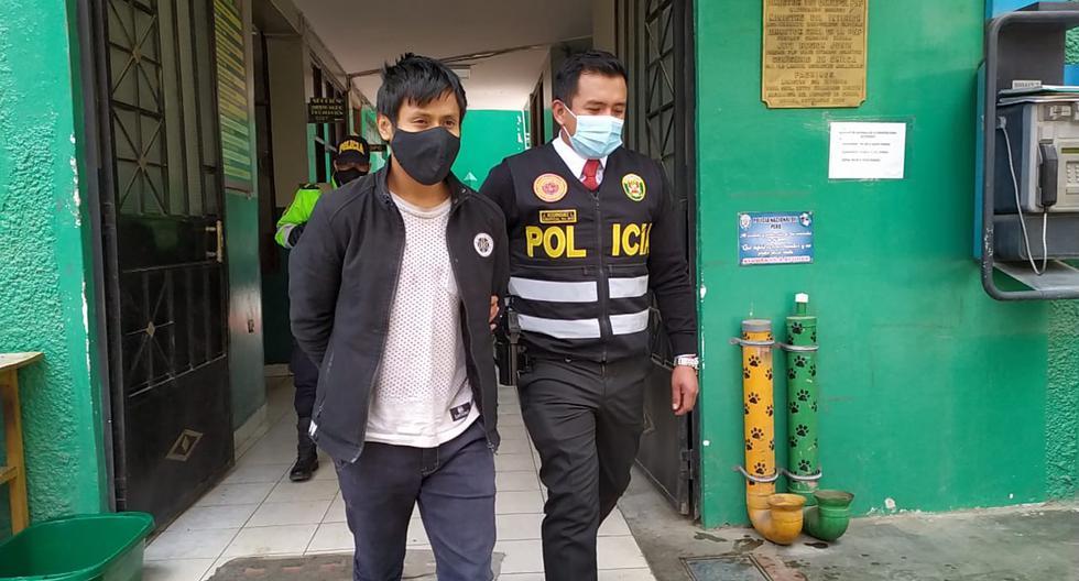 Capturan a sujeto que amenazaba a menor con divulgar videos íntimos por Facebook en Huancayo