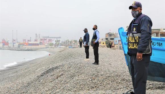 Evitarán asistencia masiva en playas del Callao por posible segunda ola de contagios COVID-19. (Foto: Municipalidad Provincial del Callao)