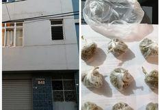Aprehenden extranjero dedicado a la venta de droga al menudeo en el centro